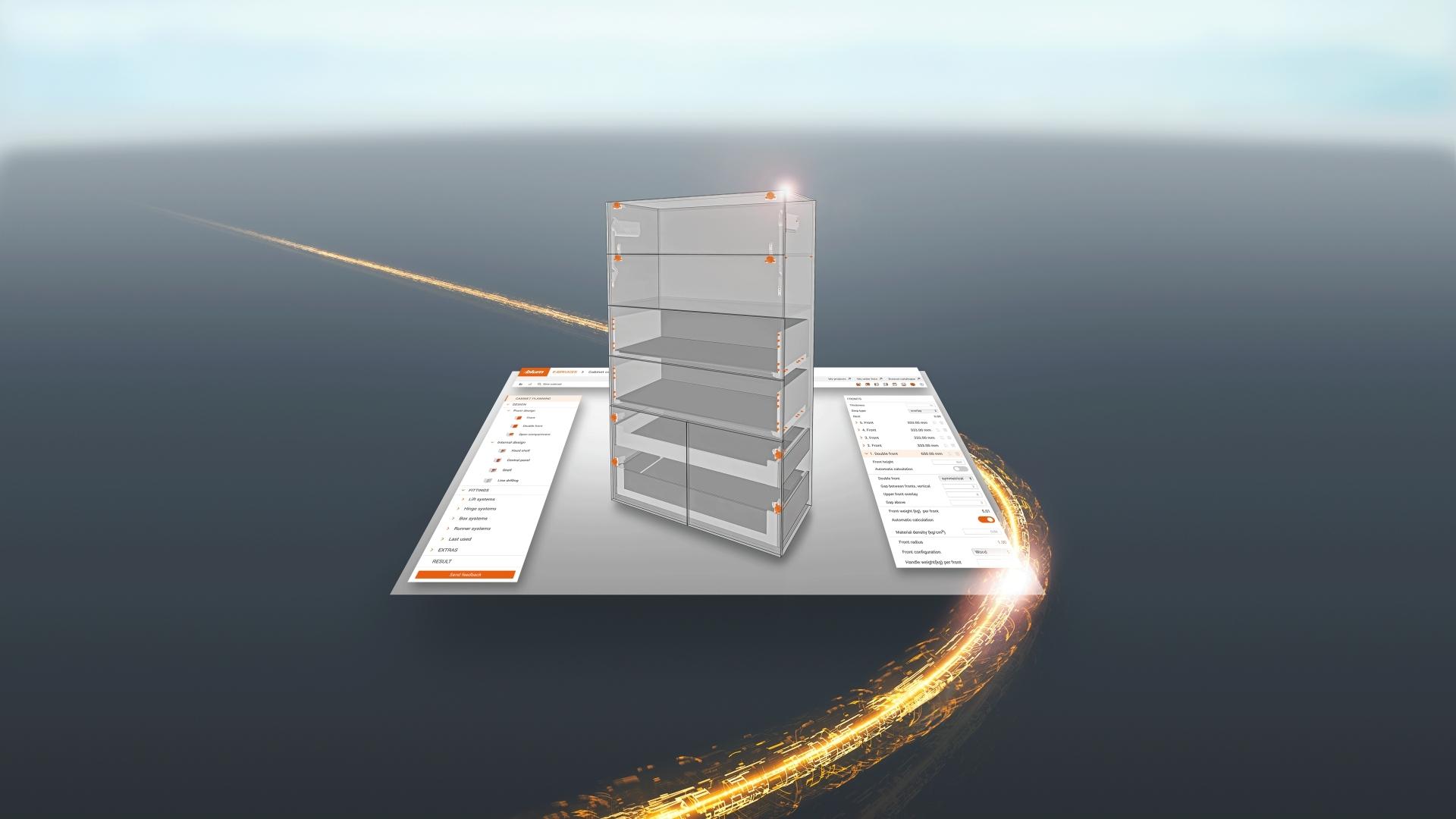 configuratoarele digitale de la blum